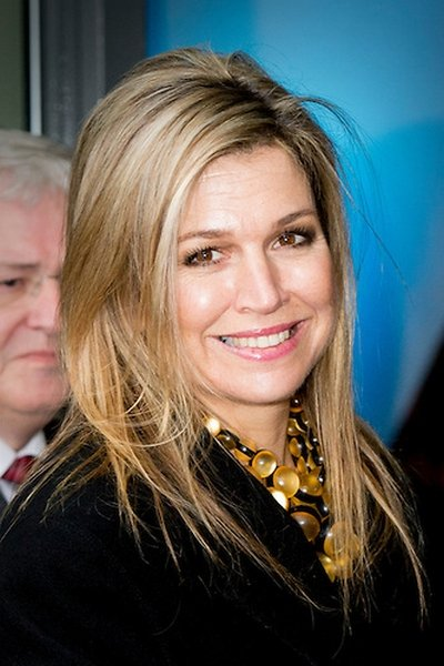 Queen Maxima At The Launch Of The SMEs In Hague