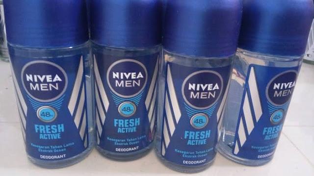 Deodorant Nivea Men