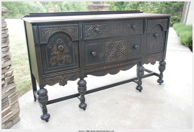 Incredible Shabby Chic Console Table Picture