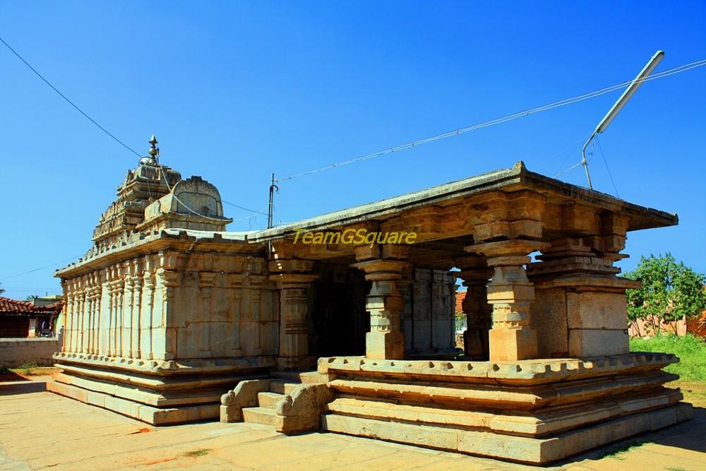 Sri Hunieshwara Temple, Agrahara Bachahalli