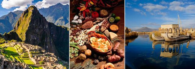 кулинарные путешествия по странам мира