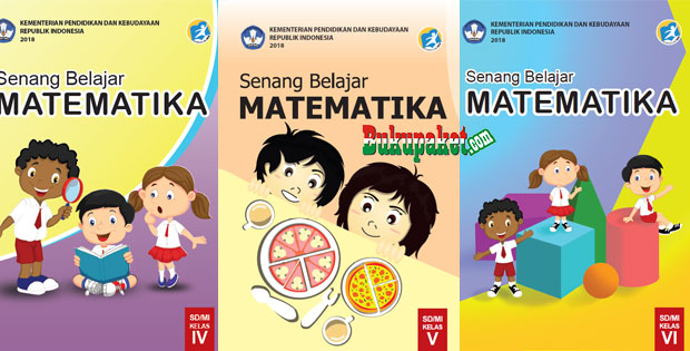 Buku Matematika Sd Mi Kurikulum 2013 Revisi 2018