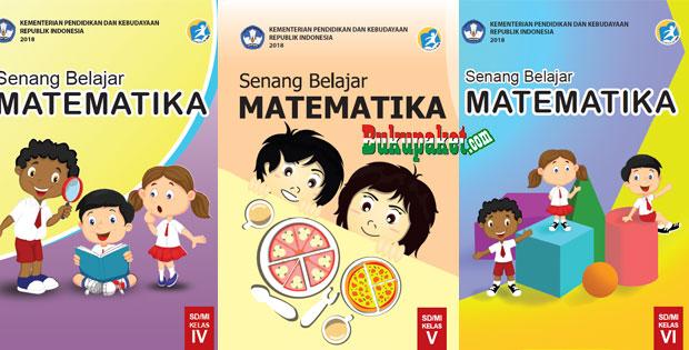 Buku Matematika SD/MI Kurikulum 2013 Revisi 2018