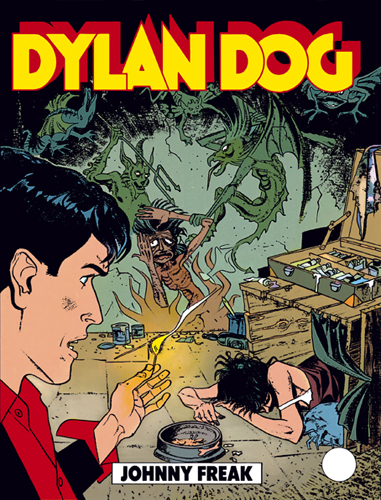 Dylan Dog (1986) 81 Page 1