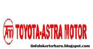 Info Lowongan Kerja PT Toyota Astra Motor