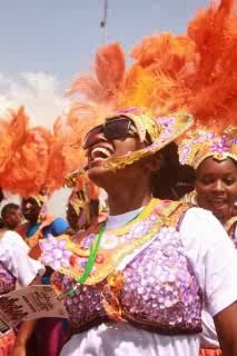 PHOTOS: Faces Of Africans At The Abuja National Carnival