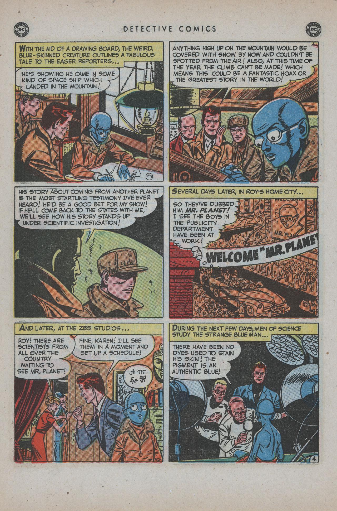 Detective Comics (1937) 171 Page 19