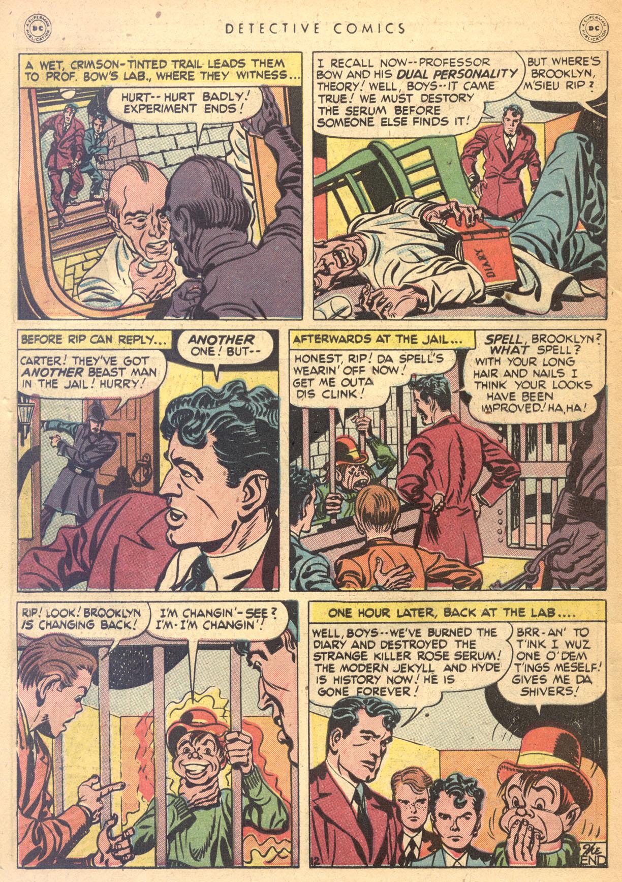 Read online Detective Comics (1937) comic -  Issue #134 - 48