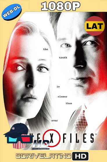 The X-Files Temporada 01 al 11 WEB-DL 1080p Latino-Ingles MKV