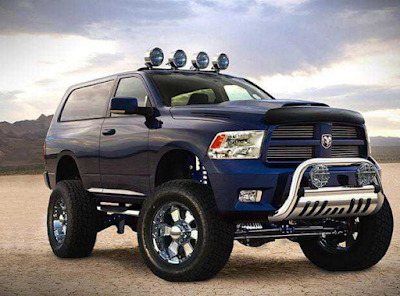 2017 Dodge Ramcharger Redesign, Futrure, Engine, Specs