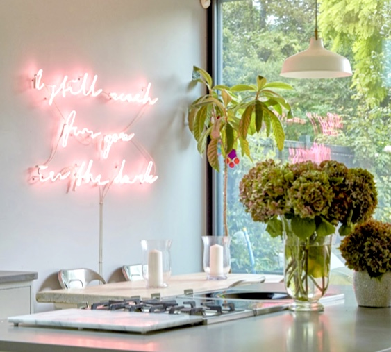 Home Sweet Home: A Cheerful and Happy Space