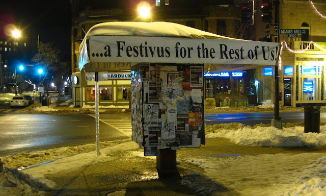 Image: Adams Morgan Festivus kiosk, by Rudi Riet on Flickr