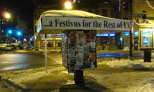 Image: Adams Morgan Festivus kiosk, by Rudi Riet on Flickr