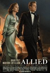 فيلم Allied 2016 مترجم اون لاين