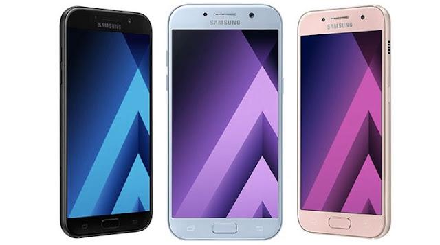 Harga Samsung Galaxy A3 Terbaru - Spesifikasi Samsung Galaxy A3 2017 Lengkap Terbaru