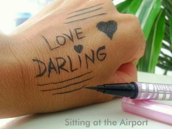LOVE DARLING EYERLINER