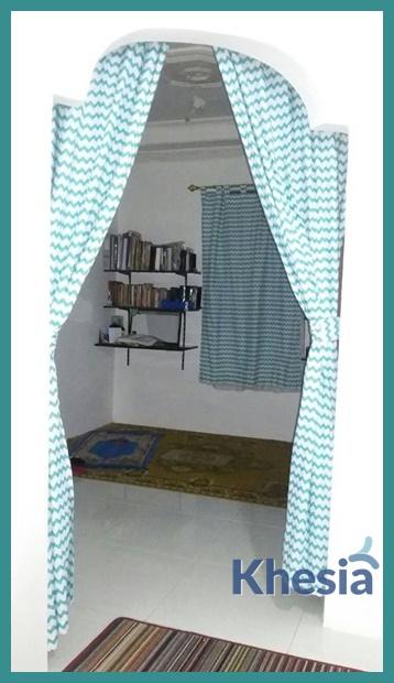 tirai rumah minimalis
