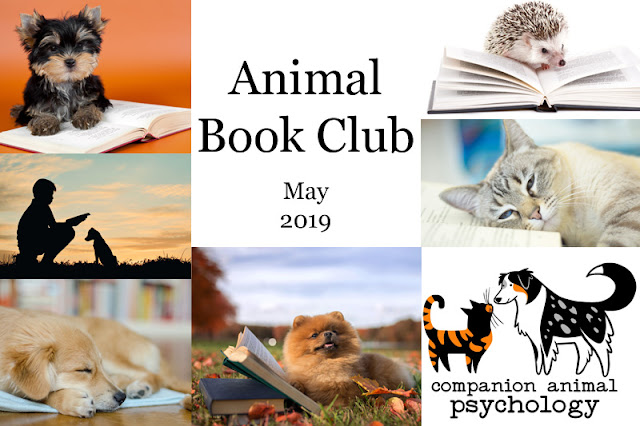 Animal Book Club May 2019