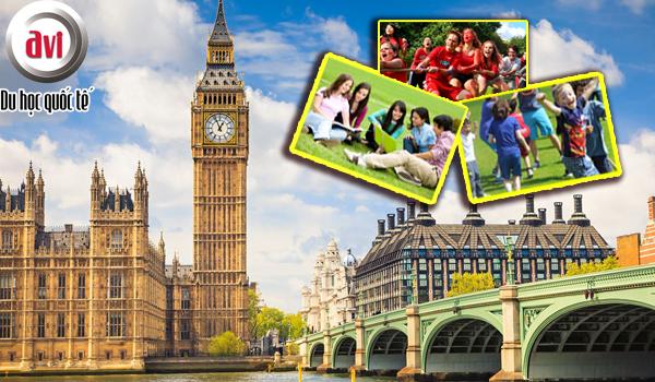 Trại hè quốc tế 2017 tại vương quốc Anh