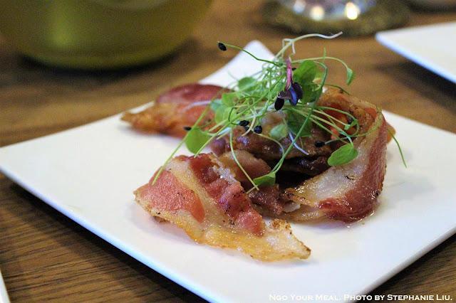 Teriyaki Bacon at Rabbit House in New York City
