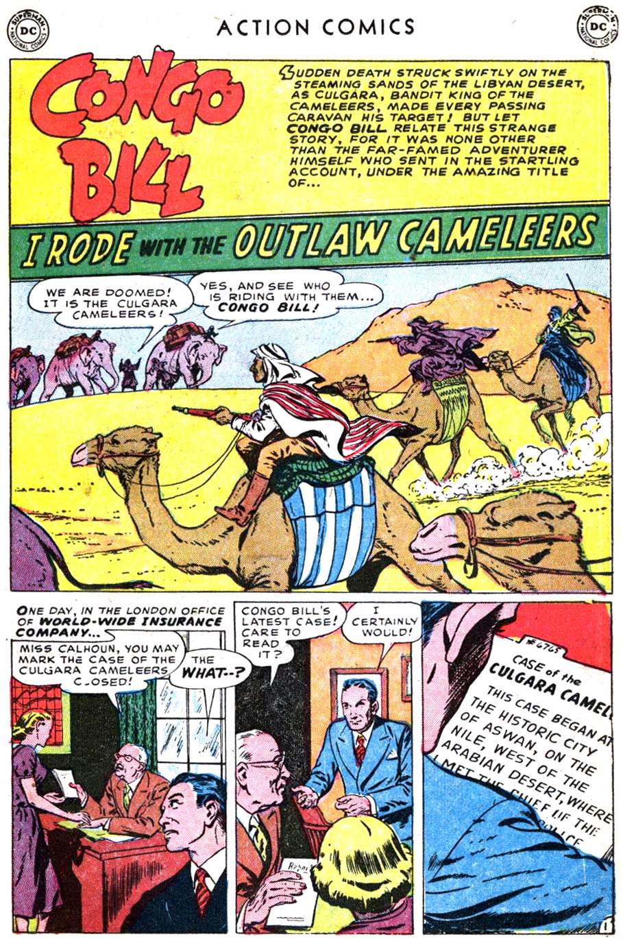 Read online Action Comics (1938) comic -  Issue #177 - 17