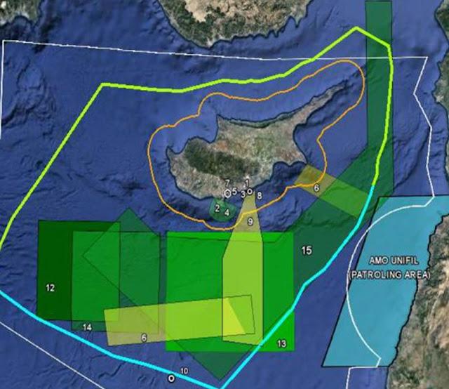 Τουρκικό γεωτρύπανο στη Μεσόγειο και αποκλεισμός στην Κυπριακή ΑΟΖ