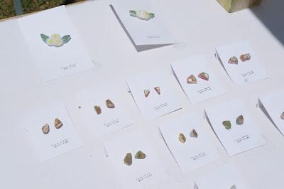 松本クラフトフェア2017 ガラス作家・安達知江 アクセサリー