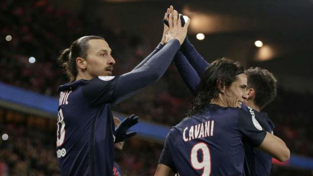 résumé vidéo et buts du match Paris - Lorient de la 24e journée de Ligue 1