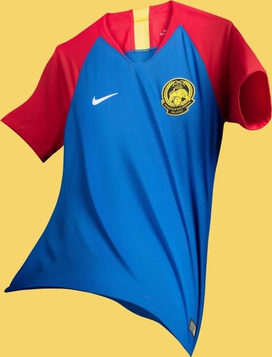 マレーシア代表 2018 ユニフォーム-アウェイ