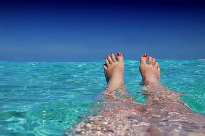 Mare cristallino Maldive