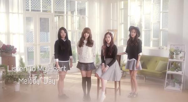 Listen To My Hear para la OST de Tomorrow's Cantabile