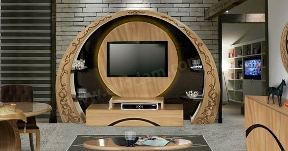 Modern Tv Wall Units Living Room Tv Cabinet Design