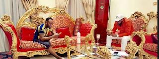 Kcee living room