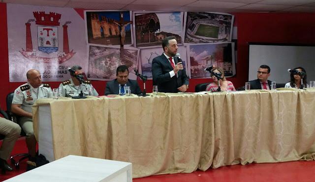 Audiência discute Segurança Pública em Alagoinhas
