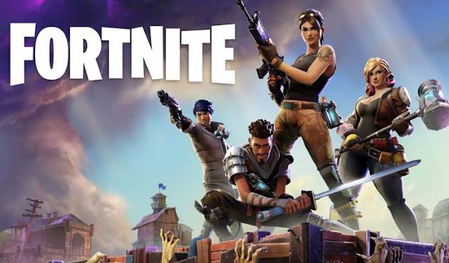 Fortnite Mobile - Game Battle Royale Android Terbaik Terbaru