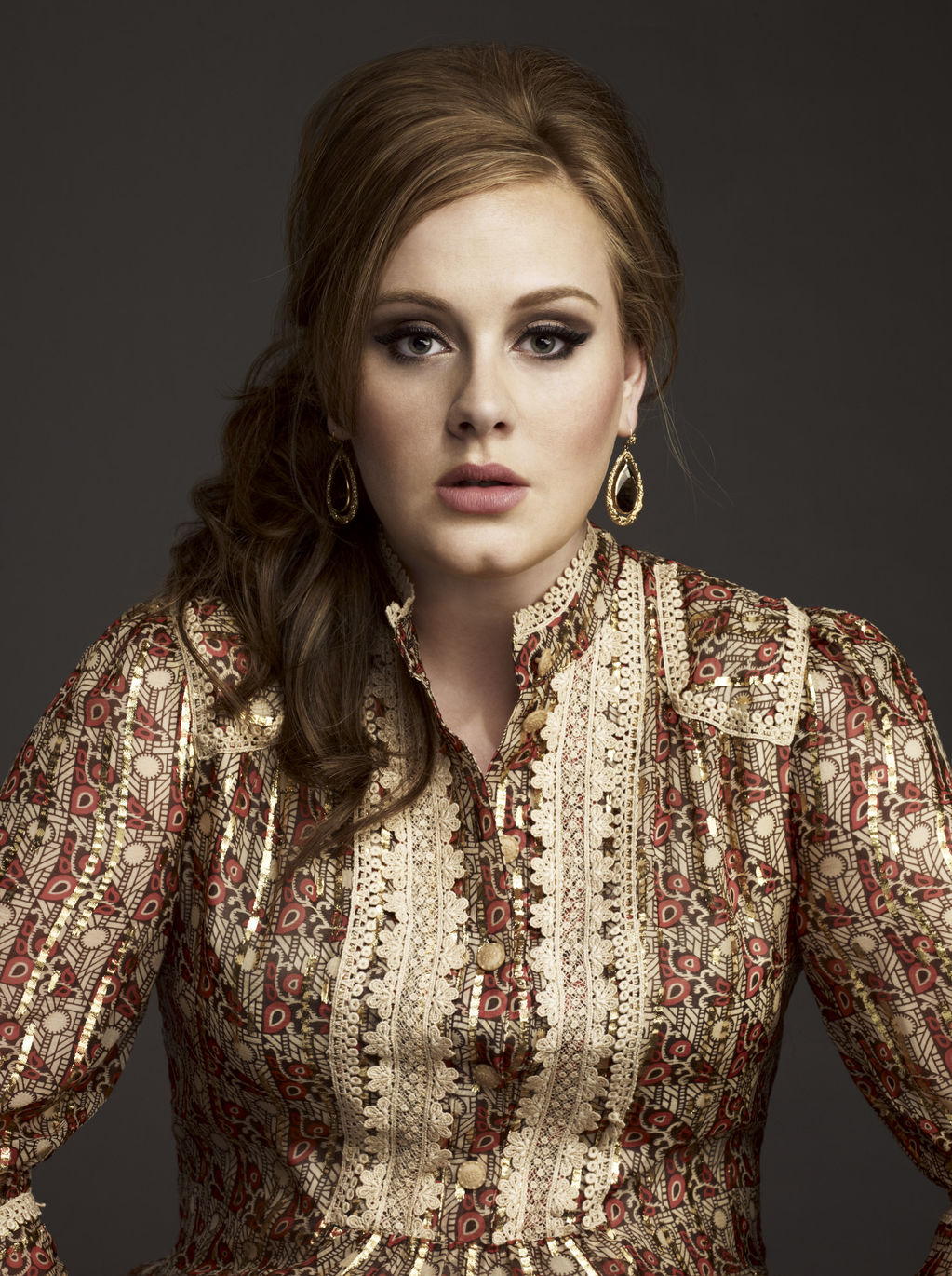 Living Not Existing : Adele Singer Speaks About Her Figure