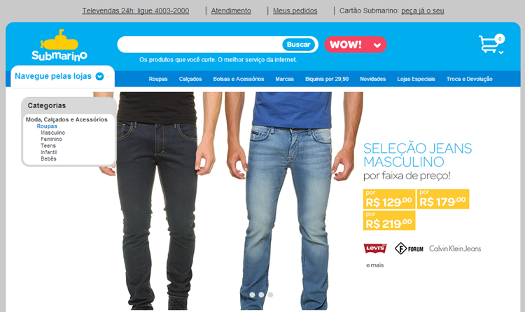 5 lojas para comprar roupas masculinas online - MODA SEM CENSURA ... 408a1a52dba73