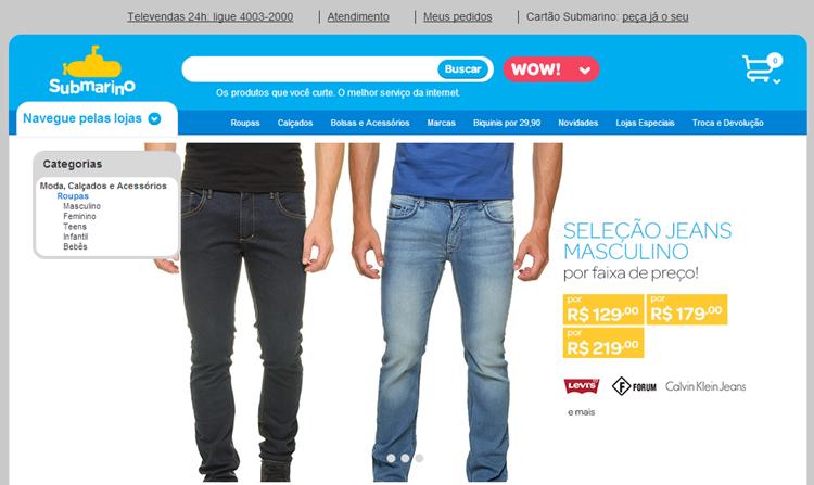 fcba1797f 5 lojas para comprar roupas masculinas online - MODA SEM CENSURA ...