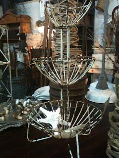 Image by lb, Wertz Brothers Antique Market, for linenandlavender.net