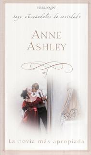 Anne Ashley - La Novia Más Apropiada