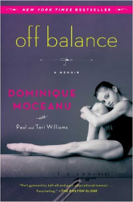 off balance, dominique moceanu, book review