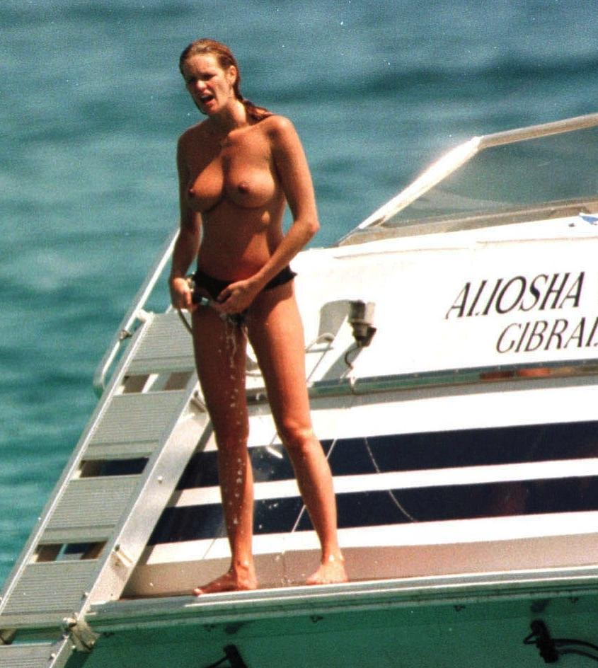 Celebrity Nude Century Elle Macpherson Supermodel-7151