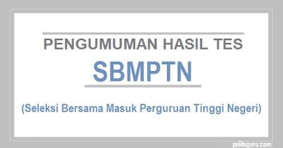 Pengumuman Hasil SBMPTN 2018 di http://pengumuman.sbmptn.ac.id