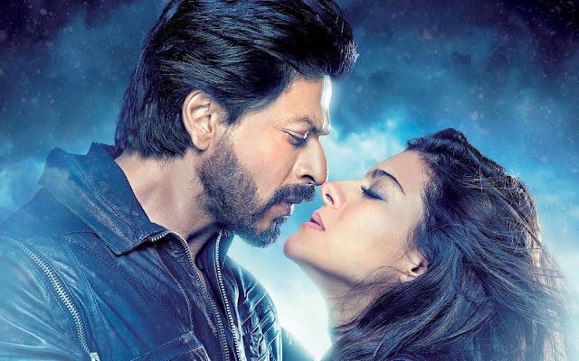 Shah Rukh Khan and Kajol Romantic HD Images