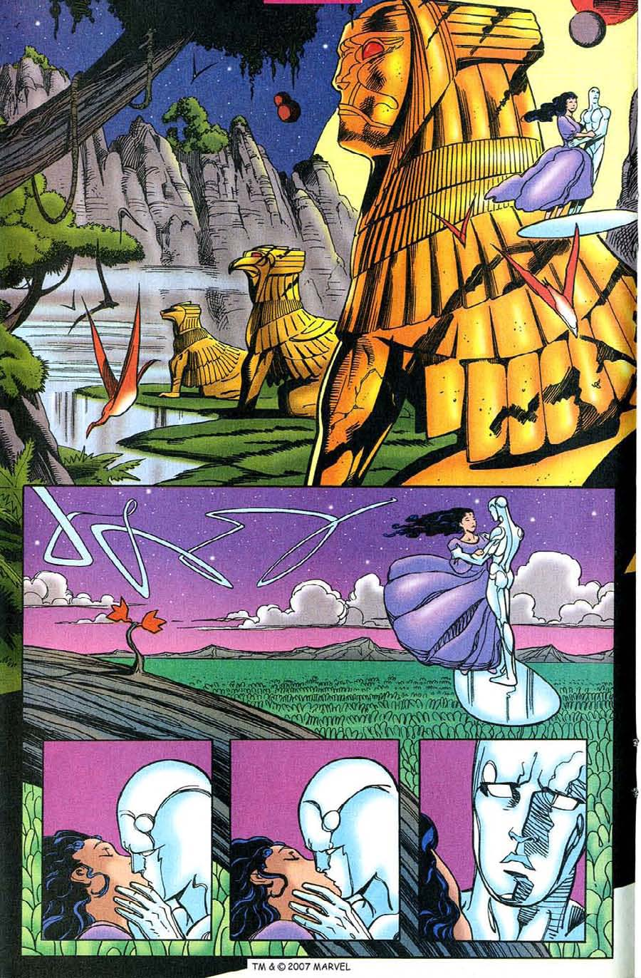 Read online Silver Surfer (1987) comic -  Issue #131 - 18