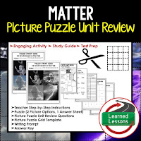 PHYSICAL SCIENCE Test Prep, PHYSICAL SCIENCE Test Review, PHYSICAL SCIENCE Study Guide, Matter