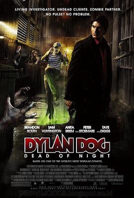 Sinopsis film Dylan Dog: Dead of Night (2010)