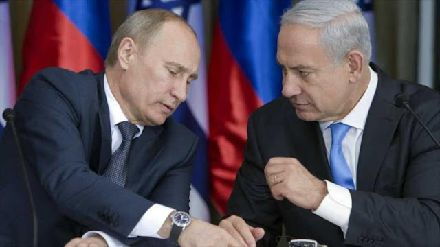 Israel se reúne con Rusia y EEUU por miedo a Irán y Hezbolá