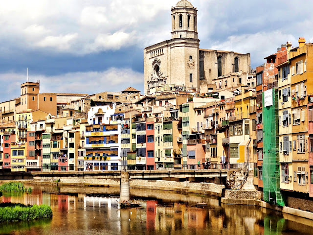 Hiszpania, Katalonia: 1 dzień w Gironie - co zobaczyć i zwiedzić? Girona - co robić?