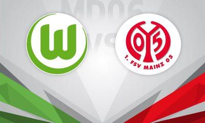 Wolfsburg vs Mainz 05 Full Match & Highlights 30 September 2017